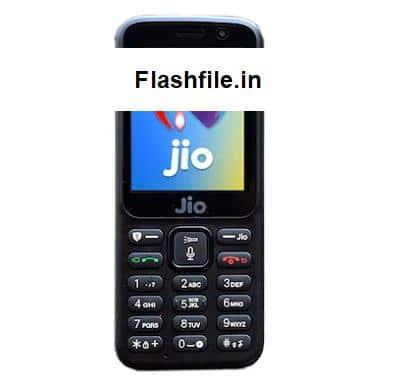 Jio F320b Flash File